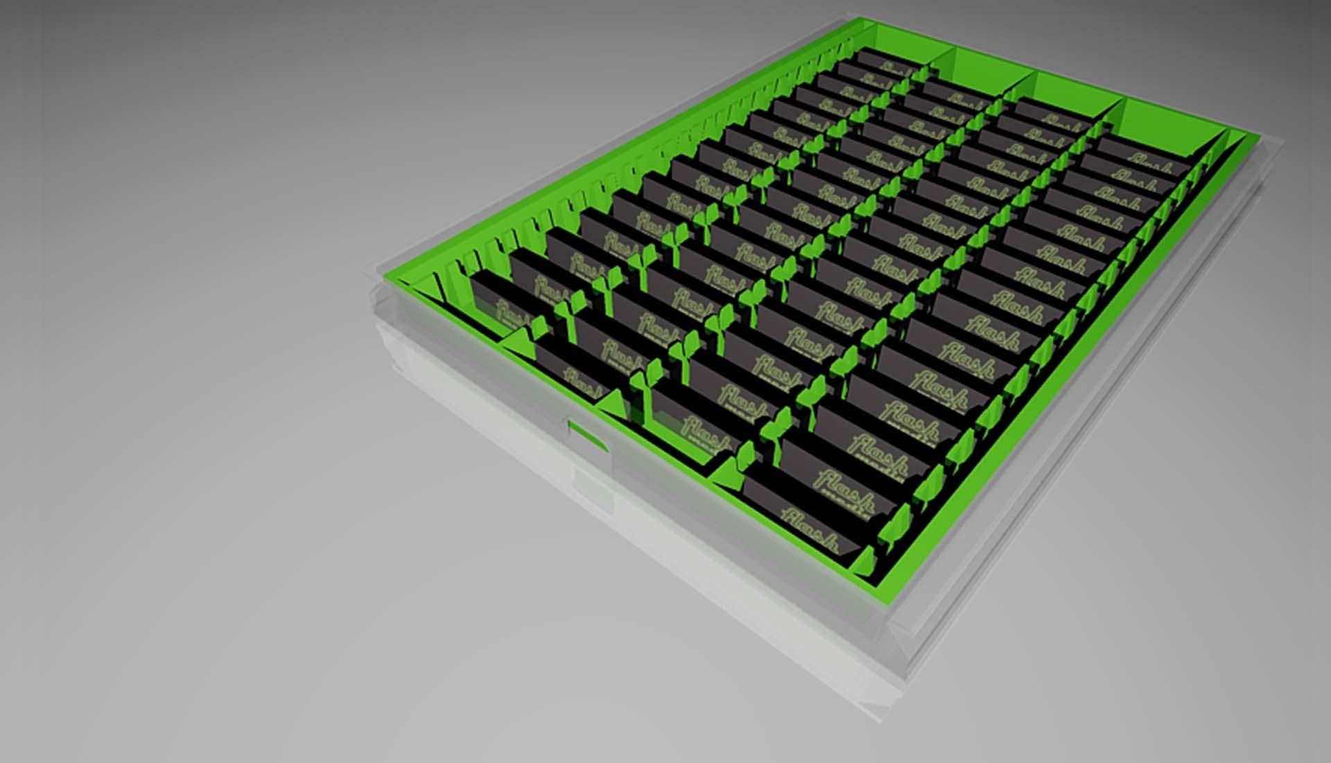 Portable AV Inflight Entertainment USB Tray